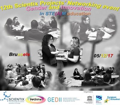 12th SCIENTIX Projects' Networking Event