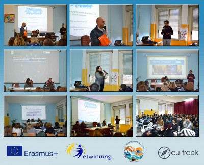 Erasmus+ event at I.C. Montessori